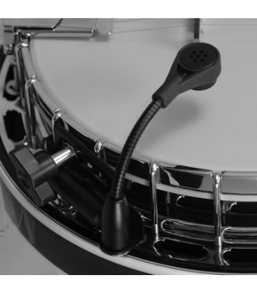 ABS Gold Tone Banjo or Dobro Mic/Pickup with preamp