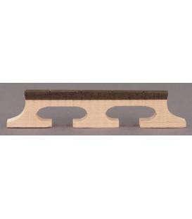 Quality Banjo Bridge - 4 string  5/8 size