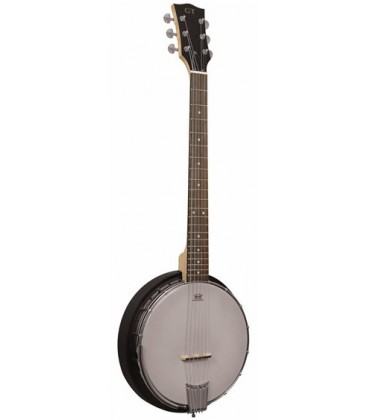 Gold Tone - AC-6 Resonator Banjo