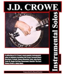 J.D. Crowe Instrumental Solos