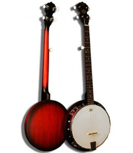 Morgan Monroe - RT-B15 Resonator Banjo