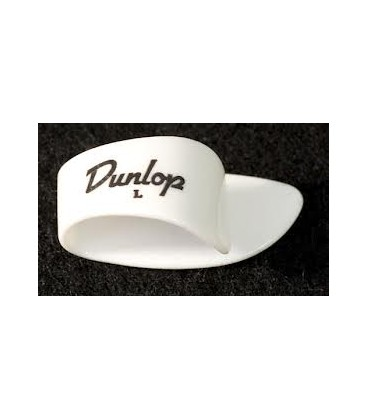 Dunlop White Plastic Banjo Thumbpicks
