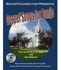 Gospel Songs for Banjo by Ross Nickerson -E-Book