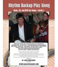 Rhythm Backup Band Play Along Book and CD E-Book -Vol2
