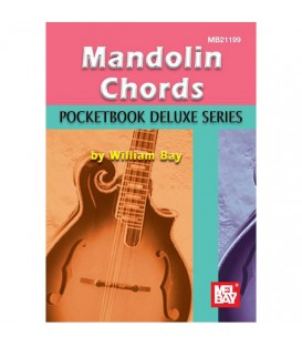 Mandolin Chords - Pocketbook Deluxe Series