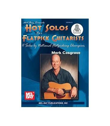 Book - Guitar - Hot Solos for Flatpick Guitarists - Book/CD Set
