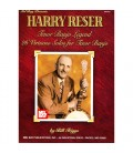Harry Reser Tenor Banjo Legend 26 Virtuoso Solos for Tenor Banjo