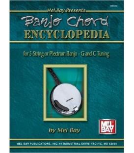 Book - Banjo Chord Encyclopedia for 5-String or Plectrum Banjo - G and C Tunings