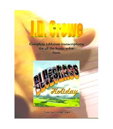 Book - J.D. Crowe Bluegrass Holiday