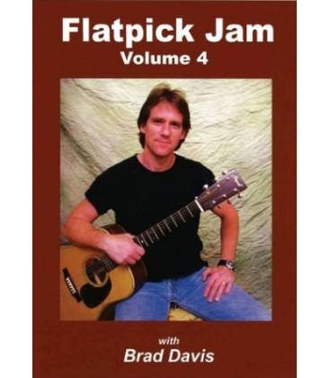 DVD - Guitar - Flatpick Jam - Volume 4 - DVD