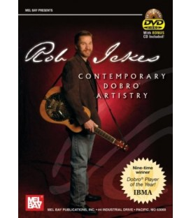 DVD - Resphonic - Rob Ickes: Contemporary Dobro Artistry - DVD/CD Set
