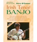 Gerry O'Connor Absolute Beginners Irish Tenor Banjo DVD