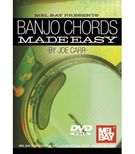 DVD - Banjo Chords Made Easy DVD