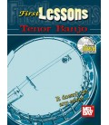 First Lesson Tenor Banjo - (Book + Online Audio-Video)