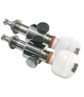 Keith - Stainless Steel D-Tuners for 2nd and 3rd strings