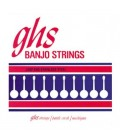 TENOR Light Banjo Strings GHS