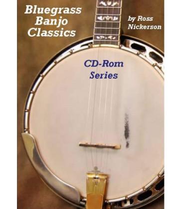 CD ROM - Bluegrass Banjo Classics CD-Rom Series