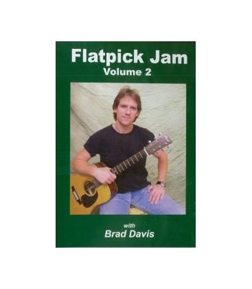 DVD - Flatpick Jam Volume 2 (DVD) with Brad Davis