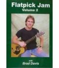 Bluegrass Band Play Along DVD - Flatpick Jam - Volume 2