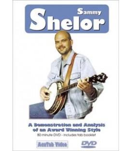 DVD - Sammy Shelor DVD