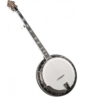 Flinthill FHB-285A Maple Resonator Banjo with hardshell case