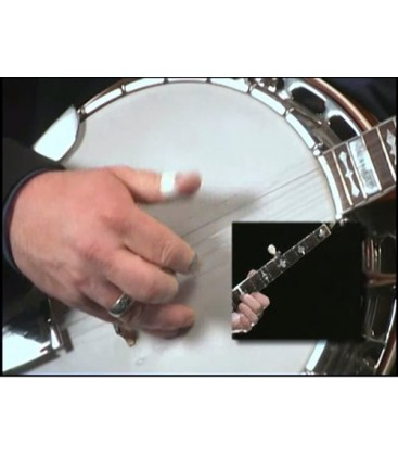 How to Play a Song on the Banjo Using Just Rolls and Chords Lesson