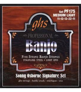 GHS Strings for the Banjo