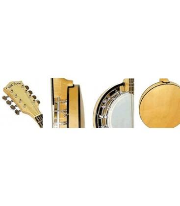 Mandolin - Goldtone - MB-850 Plus - Mandobanjo