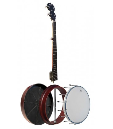 Rocky Top HOEDOWN Openback - available this summer - RT-BO1-OP Hoedown Openback