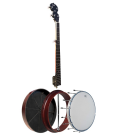 Morgan Monroe Rocky Top - Lowest Price  Beginner Bluegrass Banjo with Resonator - RT-BO1