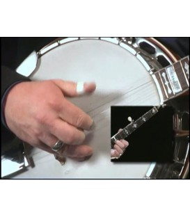 Advanced Banjo Lessons and Tabs - Stoney Point Ross Nickerson Improvised Performance Video