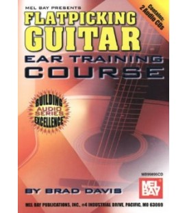 Guitar - Flatpicking Guitar Ear Training Course - 2 CD Set