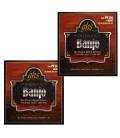 Banjo String Discounts - (2 sets) GHS 140 Light Gauge Banjo Strings