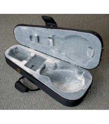 Mandolin Case - Travelite Mandoline Case - Model F -TL-45 (without mandolin purchase)