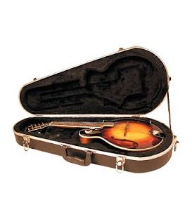 Mandolin Case - Deluxe Mandolin ABS Hardshell Case - F Model CB-320 (without purchase of mandolin-only in U.S.)