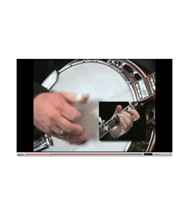 Cherokee Shuffle - Advanced Banjo Lessons and Tabs - Ross Nickerson Improvised Performance Video