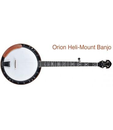 Nechville - Orion Heli-Mount Banjo