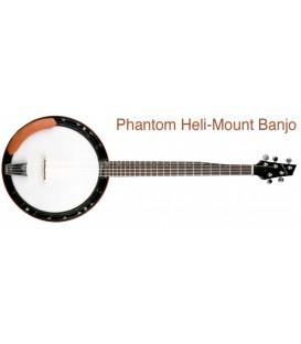 Nechville Phantom Heli-Mount Banjo