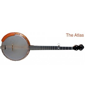 Nechville - Atlas Open Back Banjo