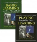 Online DVDs Two - Banjo Jamming and Playing Banjo By Ear