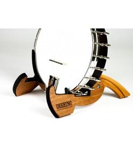DEERING BANJOS BANJO STAND - Sturdy Wood Banjo Stand
