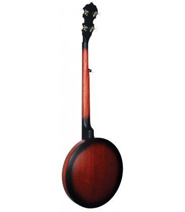 Morgan Monroe Rocky Top - Low Cost Beginner Bluegrass Banjo with Resonator -  RT-B24
