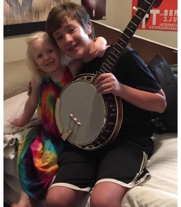 Recording King Best Beginner Banjo - Madison RK-R15