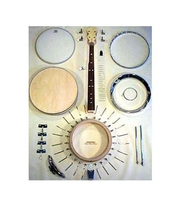 Gold Tone Maple Classic Kit Open Back