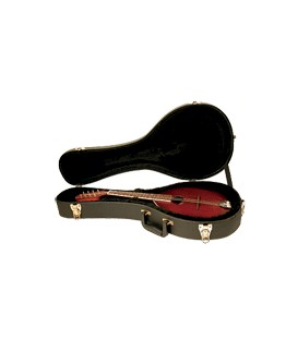 Mandolin Case - GoldTone (HDM) shaped