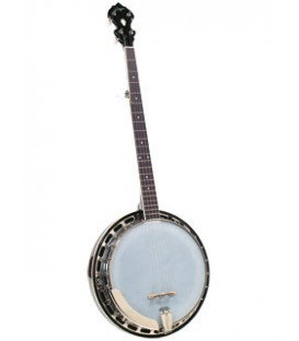 Saga - Resonator Banjo - Style III WITH Banjo Package and free US Shipping