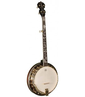 Morgan Monroe Appalchia Banjo with Hard Case and Free US Shipping