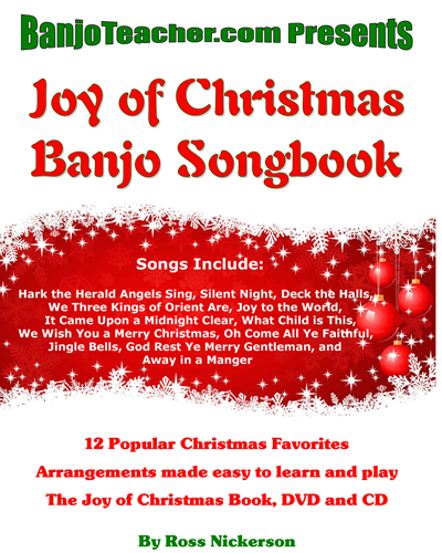 Banjo banjo tabs christmas songs : Gospel Songs for Banjo | Ross Nickerson