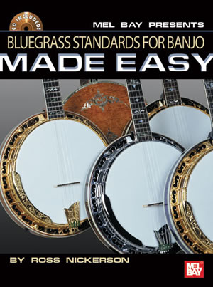 Beginner Book for Banjo | Ross Nickerson