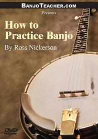 how to practice banjo